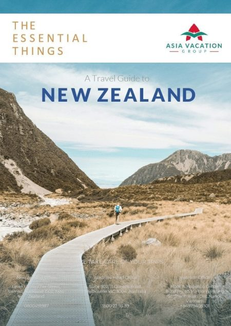 New ZealandTravel Guide