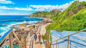 Bondi Beach Is A Famous Place In Sydney Asia Vacation Group travel