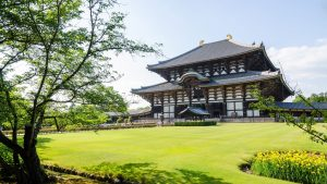 Todaiji Temple, Nara is included in Japan tours offered by Asia Vacation Group.
