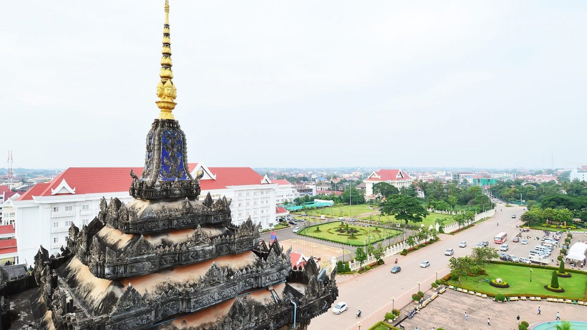 Vientiane city is included in Laos tours offered by Asia Vacation Group.