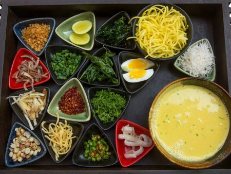 Classic Burmese Herbs in Myanmar, offered in Asia Vacation Group