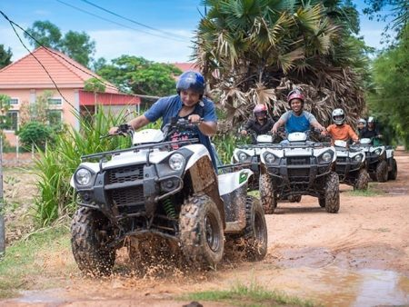 Quad Bike Tour, offered by Asia Vacation Group