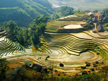 Vietnam Sapa Cat Cat Village, included in tours offered by Asia Vacation Group