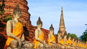 Bangkok Ayutthaya, included in tours offered by Asia Vacation Group