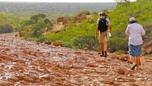 Uluru Kata Tjuta National Park With Hot And Dry Weather Asia Vacation Group tour holiday
