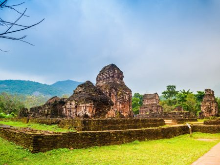 Hoi an My son sanctuary, included in tours offered by Asia Vacation Group
