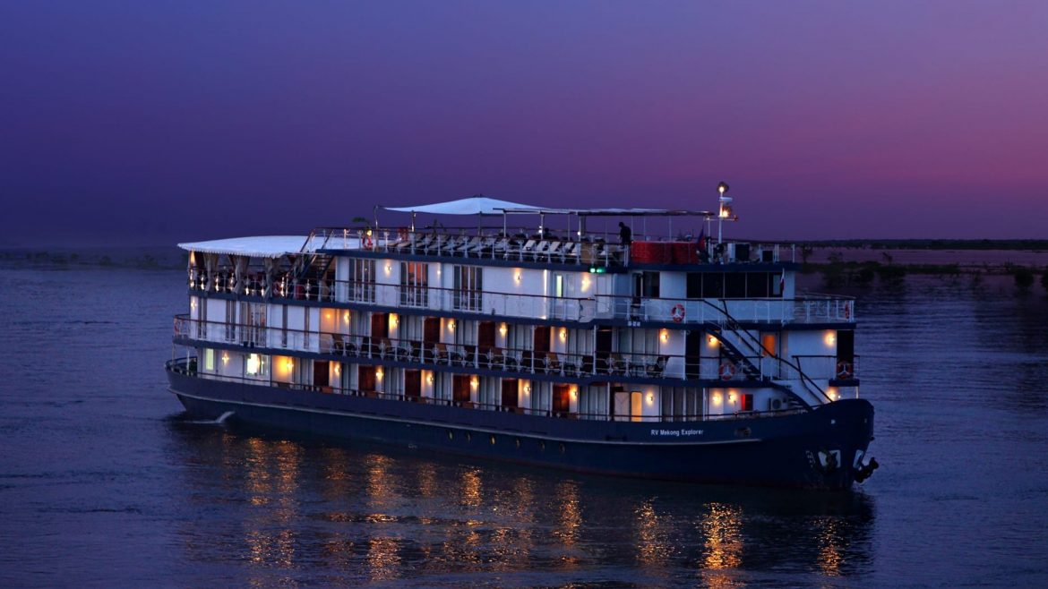 14 Day Luxury Mekong Cruise Tour featured image