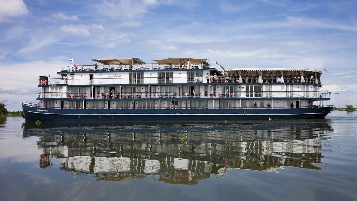 13 Day Luxury Mekong Cruise Tour featured image