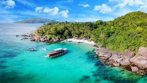 Nam Du island in Phu Quoc, Vietnam included in tours offered by Asia Vacation Group