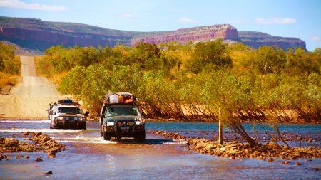Gibb River Road Aussie trip